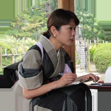 池田奈鳳子さん