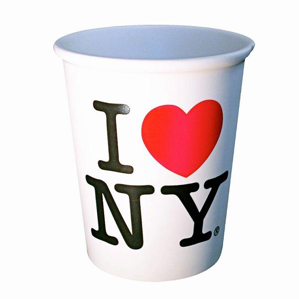 I LOVE NY コーヒーカップ