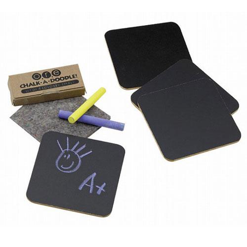 ASTASで販売している黒板コースター