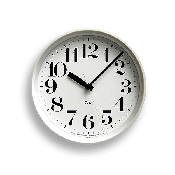 スチール Lemnos 掛け時計