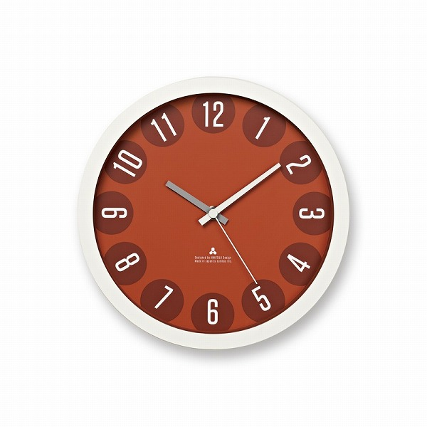 ABS Lemnos 掛け時計