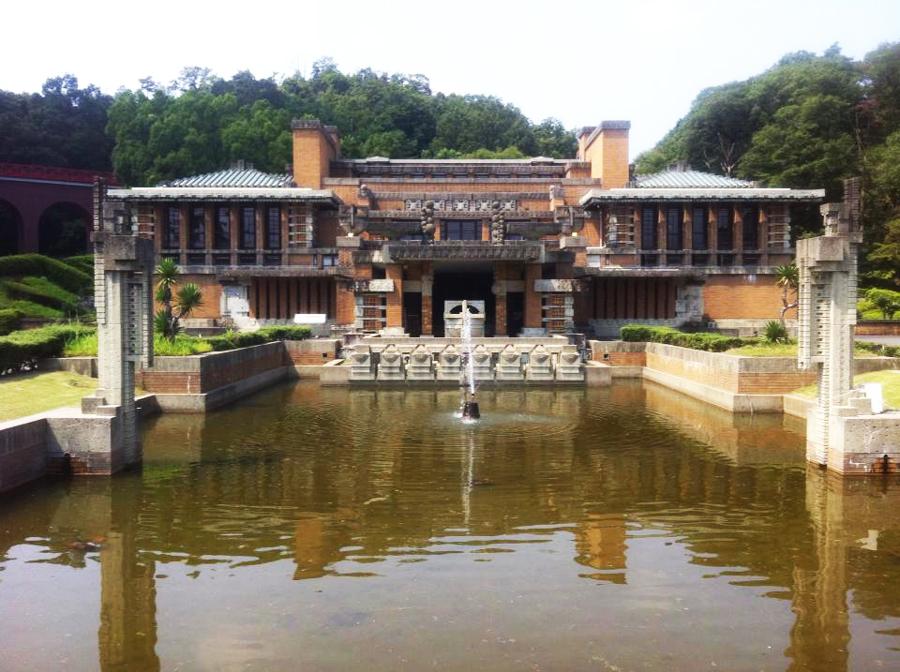 帝国ホテル ライト 建築