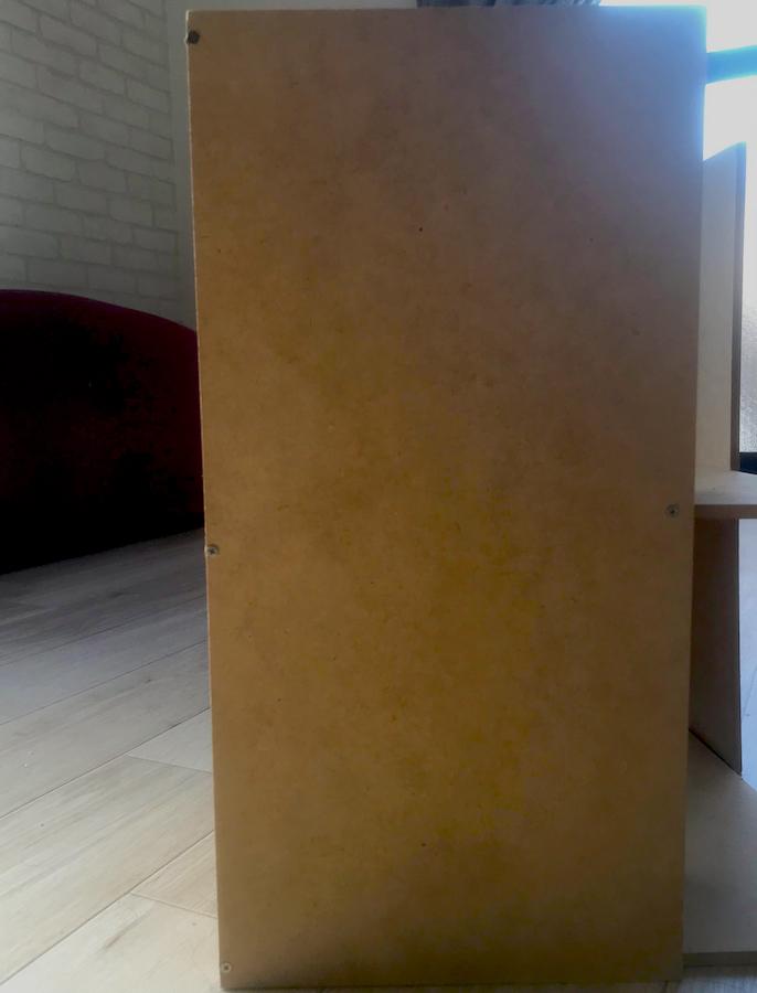 自分で 造る 家具