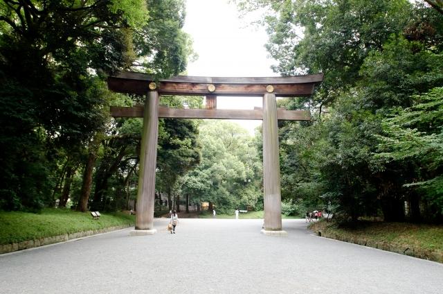参道 参拝方法 神社