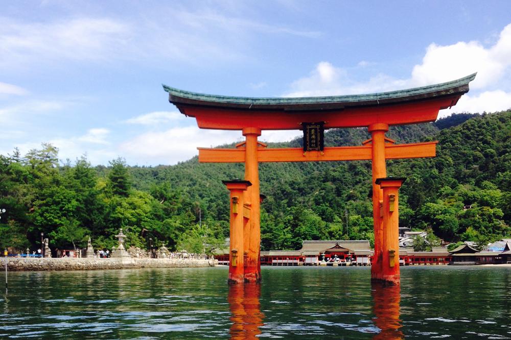 厳島神社 広島 参拝方法