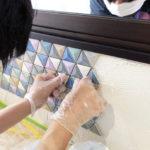 【DIY】タイル貼りで自分好みの洗面台に!