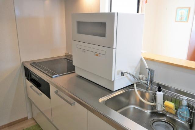 キッチンの食洗機