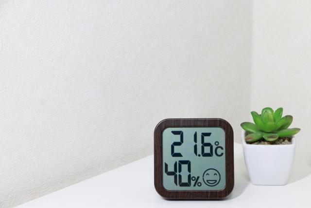 温度_湿度計