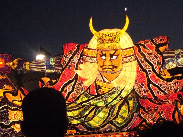 全国の七夕_ねぶた祭り